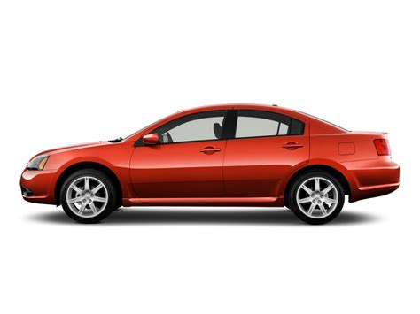 image 2012 mitsubishi galant 4 door sedan se side
