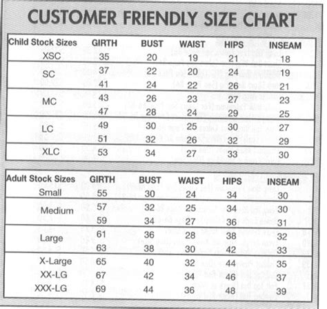 curtain call costumes size chart curtain sizes chart curtain menzilperde net