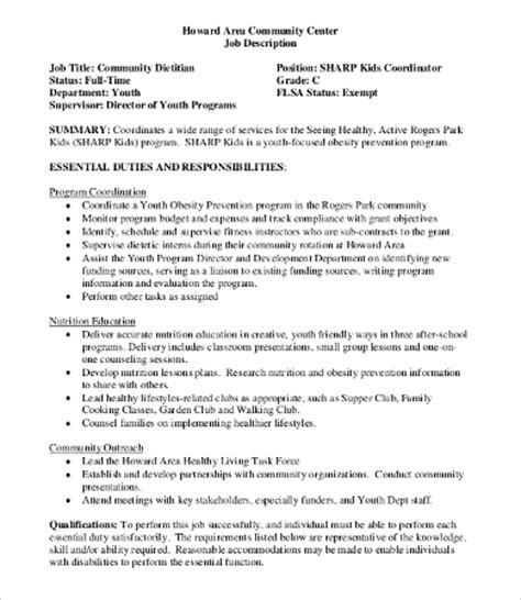 Dietitian Consultant Cover Letter by Dietitian Description Top 8 Consultant Dietitian Resume Sles Dietitian Consultant Sle