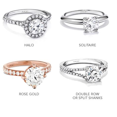 engagement ring trends hearts on