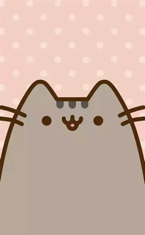 pusheen cat wallpaper iphone pusheen cat wallpaper pusheen pinterest pusheen cat