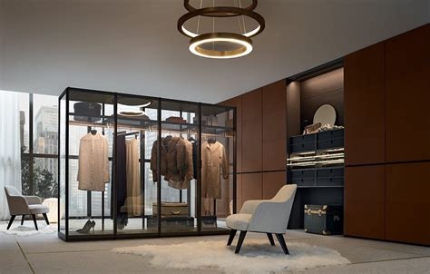 armadi closets wardrobes poliform ego