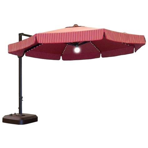 lowes patio table umbrellas 15 best of lowes offset patio umbrella