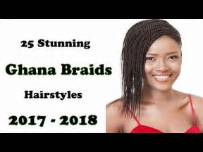 mzansi new braid hair stylish 25 stunning ghana braids hairstyles for black women 2017
