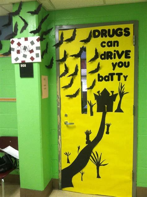 halloween themes for red ribbon week 149 best red ribbon week door decorating ideas images on