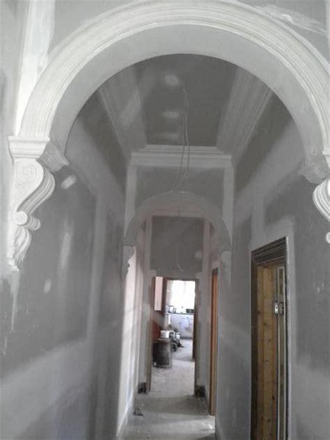 Topline Cornice kensington plaster makeover topline cornice