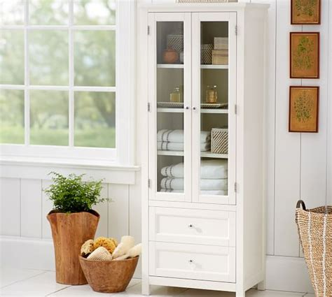 Poplar Kitchen Cabinets by Classic Linen Closet Pottery Barn
