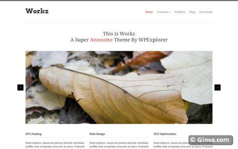 themes wordpress free simple 123 free clean and simple wordpress themes premium html