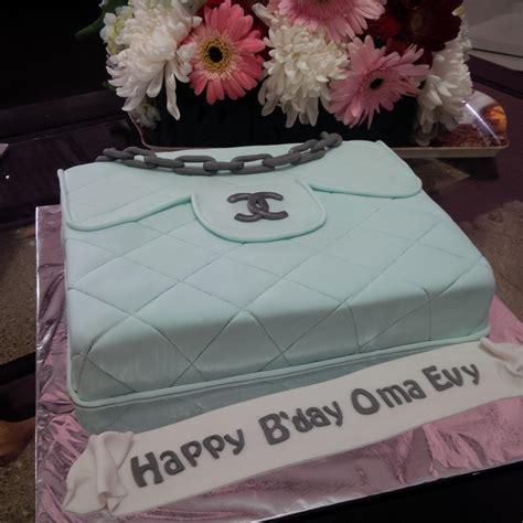 Tas Busur Kombinasi Ultah 3 jual kue bentuk tas harga murah jakarta oleh khena cake