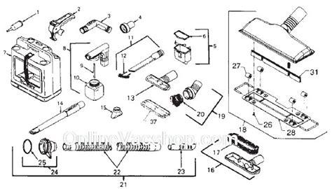 kirby vacuum parts diagram kirby g4 parts kirby g4 vacuum parts kirby g4 vacuum