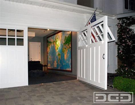 swing carriage garage doors 25 best ideas about converted garage on pinterest