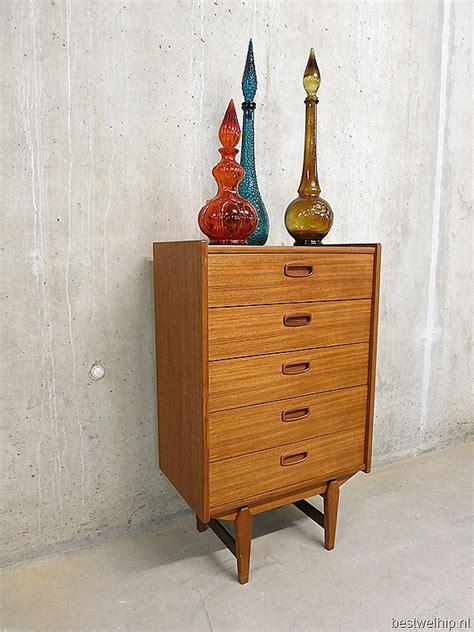 lade century mid century vintage design cabinet ladenkast deens