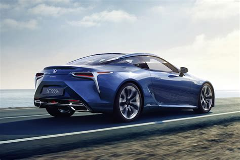 lexus just built its first hybrid sports car and it s