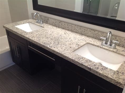 granite countertops for bathroom granite bathroom countertops best granite for less
