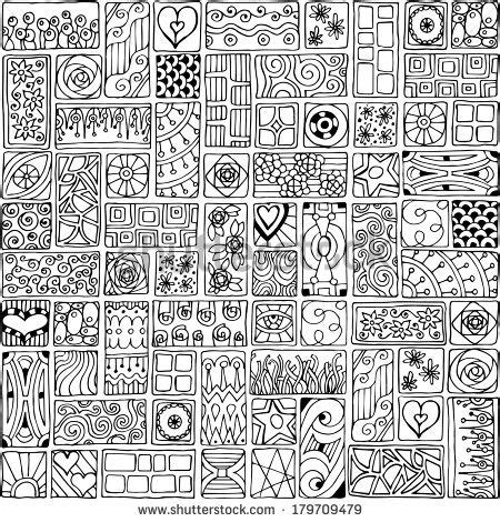 doodle pattern pdf 55 best chuck close grid drawings images on pinterest