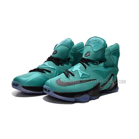 lebron shoes for on sale cheap nike lebron 13 green black on sale price 110 00