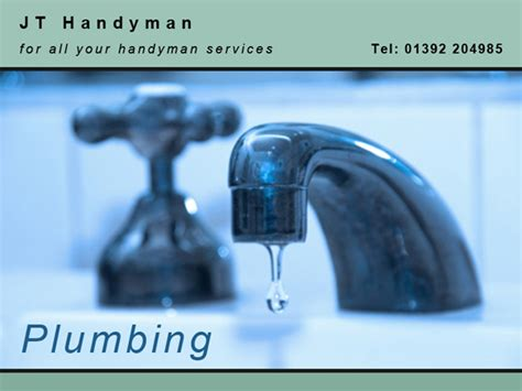 Handyman Plumbing Services by Handyman Plumbers Tilers Window Services Electrical Services Exeter Jt Handyman Services
