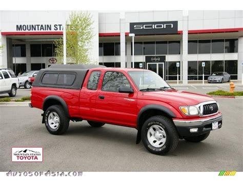 2003 Toyota Tacoma Xtracab 2003 Toyota Tacoma V6 Xtracab 4x4 In Radiant 228321