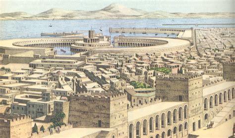 porto di cartagine mondo romano