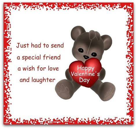 valentines card messages for friends e cards n greetings valentines day greeting wish for a friend