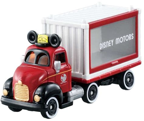 Tomica Disney Dm 08 Donald Duck takara tomy tomica disney motors dm 14 carry