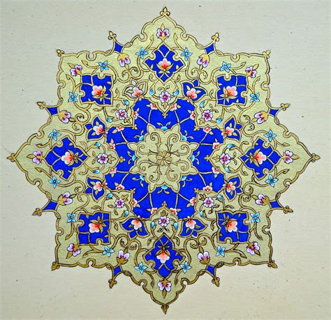 islamic pattern course london more student s work ayesha gamiet art illustration