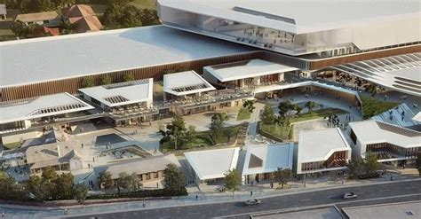 castle towers to be australia s second largest shopping