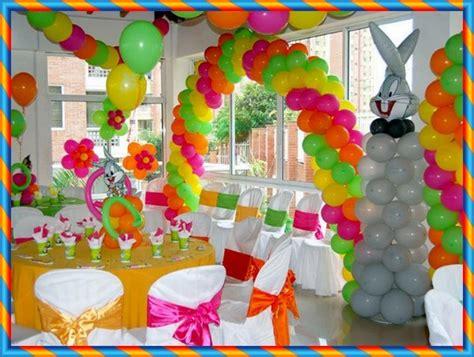 decoracion globos fiestas infantiles decorar con globos una fiesta infantil
