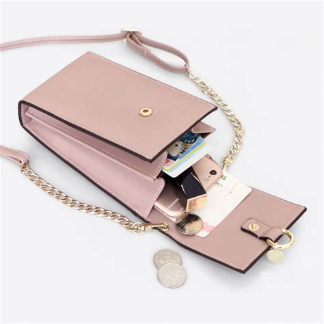 Xiaomi Chain 90 Sports Backpack Asli Hitam pu leather wallet phone card solt chain vertical shoulder bag for iphone xiaomi
