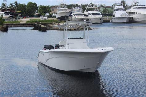 sea fox cc boats for sale 2007 used sea fox 256 cc256 cc center console fishing boat
