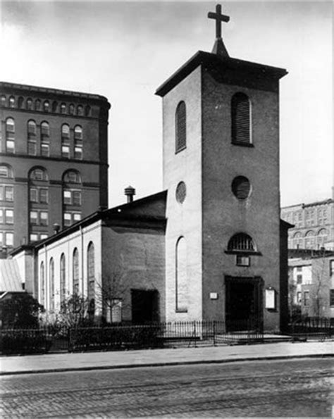 St Luke Detox Nyc by New York Architecture Images Church Of St Luke In The