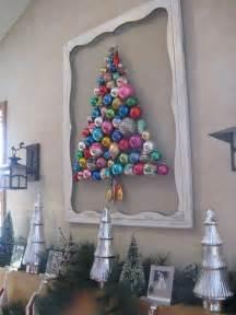 ornament tree diy christmas pinterest christmas