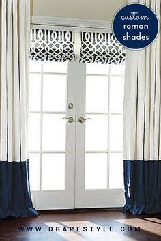 magnetic blinds for french doors use luxury style to make 1000 images about roman shades by drapestyle on pinterest
