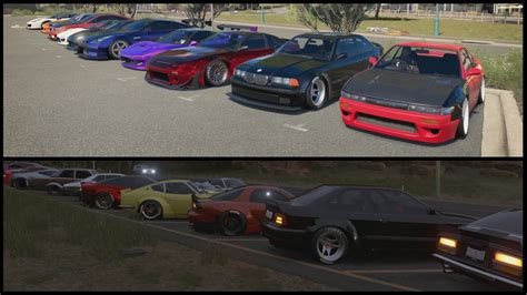 widebody cars forza horizon forza horizon 3 stance widebody car meet 1 m3 e36