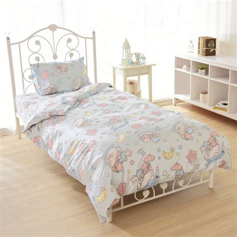 Bedcover Set Pooh Import Uk 160 new lala bedding cover 3 set sb 138 sanrio from japan