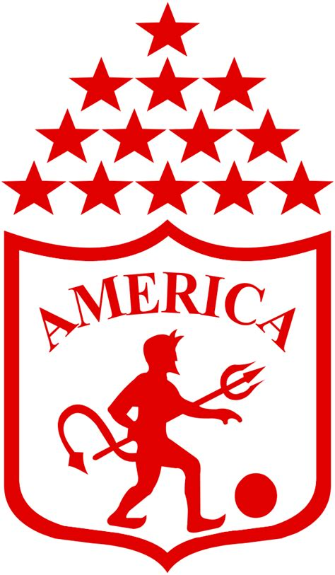 logo america de cali file america de cali crest svg