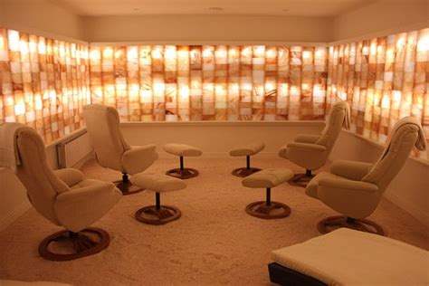 salt therapy room salt therapy room picture of himalaya salt rooms kenilworth tripadvisor