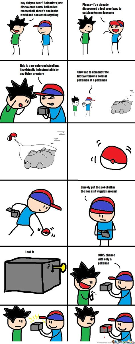 Pokemon Logic Meme - pokemon logic by geoffrey meme center