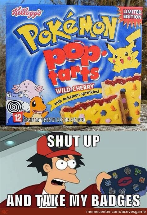 Pop Tarts Meme - pok 233 mon poptarts by acevesgame meme center