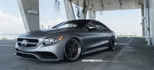 mercedes tuning mercedes s63 amg coup 233 mit tiefenwirkung