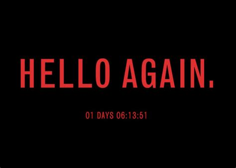 Hello Again by Arab Post Mysterious Hello Again Message To Website