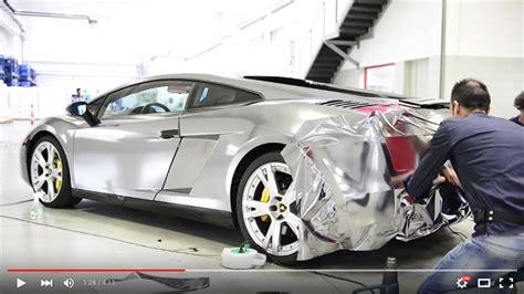 galaxy car wrap video car wrapping galaxy chrome lamborghini wrapfolio