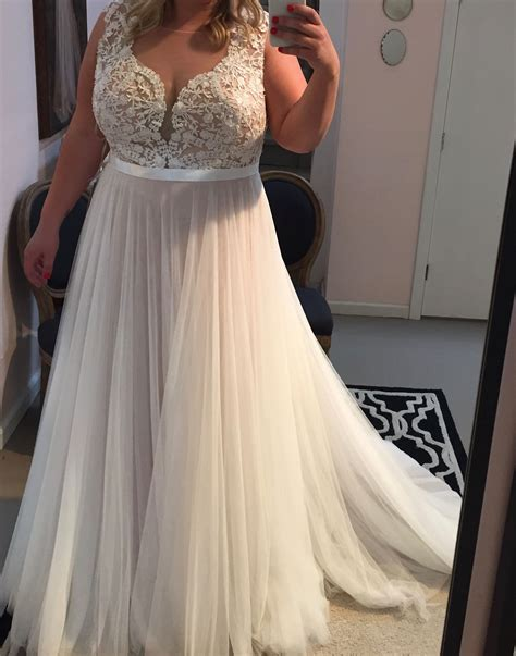 Casual Wedding Dresses Large Size 40 by Plus Size Wedding Dress Wedding Dress Wedding