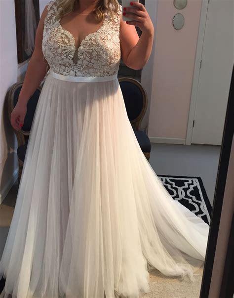 hochzeitskleid plus size plus size wedding dress beach wedding dress wedding