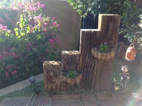 Garden Ideas With Sleepers by Up Cycle Idea For Railway Sleepers Garden