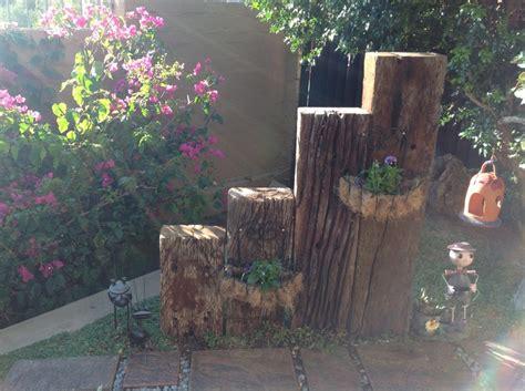up cycle idea for railway sleepers garden