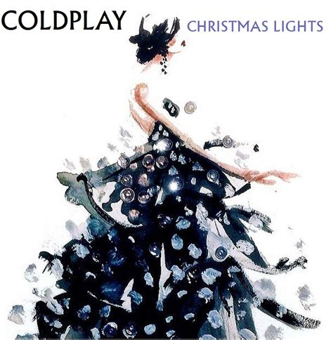 christmas lights coldplay ideas christmas decorating