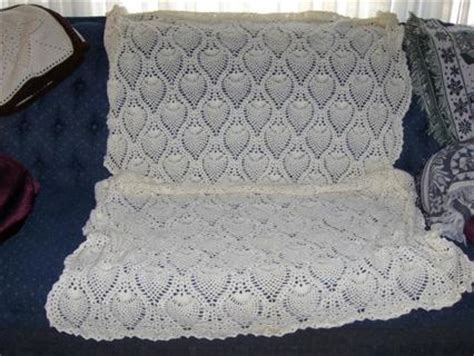 Pineapple Crochet Baby Blanket Pattern by Free Hospitality Afghan Pineapple Read Crochet