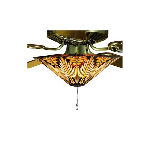Mission Ceiling Fans With Lights by 73124 Meyda Lighting 73124 17 Quot W Nuevo Mission