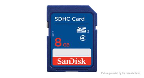 Memory Card Sandisk 8gb Class 4 sandisk class 4 sdhc memory card 8gb compareimports